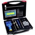 Watch Repair Tool Kit 19 Piece 18 Pins Opener Spring Bar Multi (co106)