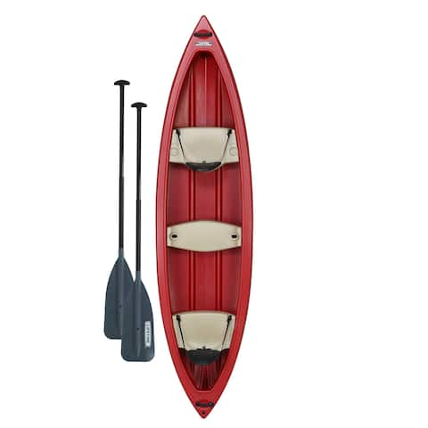 Lifetime Kodiak 130 Canoe (Paddles Included)