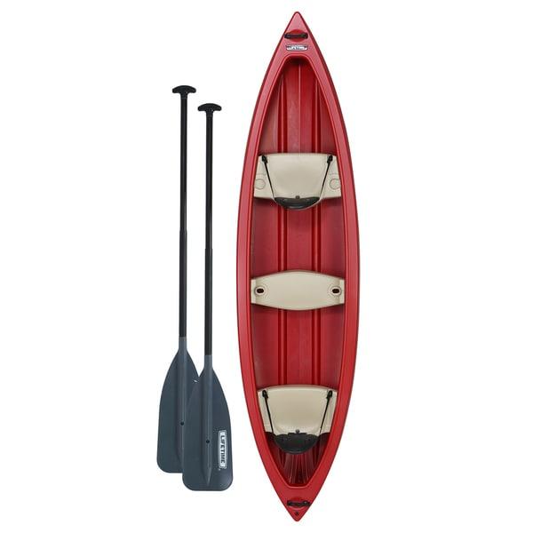Lifetime Kodiak Red Canoe