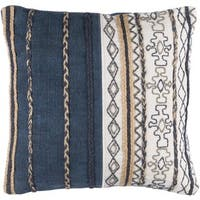 Decorative Bostwick 30-inch Poly or Down Filled Throw Pillow