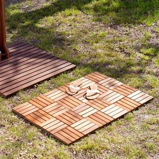 Harper Blvd Negri 6-piece Outdoor Floor Tile Set