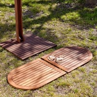 Harper Blvd Rockwell 2-piece Outdoor Floor Tile Set
