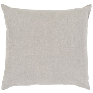 Decorative Asnee 18-inch Poly or Down Filled Throw Pillow