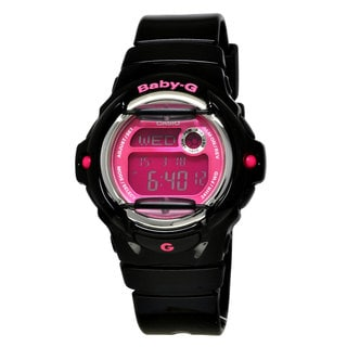 Casio Women's BG169R-1B Baby-G Pink Watch