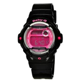 Casio Women's BG169R-1B Baby-G Pink Watch (Option: Pink) https://ak1.ostkcdn.com/images/products/11518895/P18468439.jpg?impolicy=medium