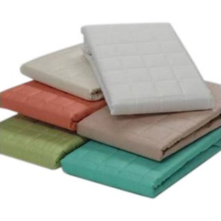 700 Thread Count Quilted Boudoir Pillow