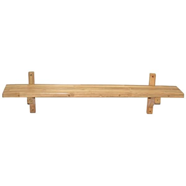 Handmade Bamboo Single Wall Shelf Vietnam Free