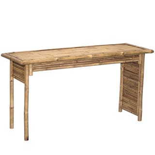 Bamboo Large Work Desk (Vietnam)