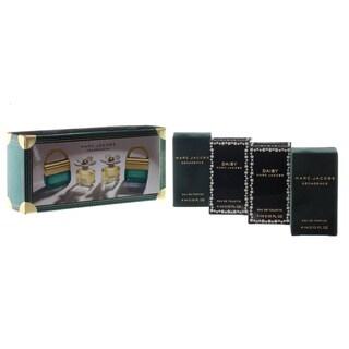 Marc Jacobs Mini Coffrets Women's 4-piece Fragrance Set