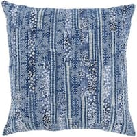 Decorative Brownsville 20-inch Poly or Feather Down Filled Throw Pillow