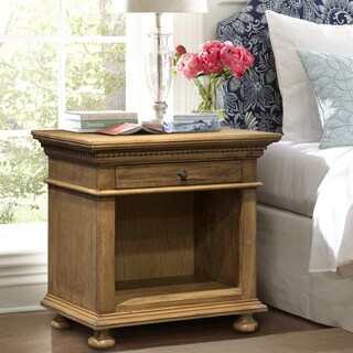 Addington Hill 1 Drawer Open Night Stand