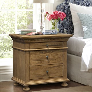 Addington Hill 3 Drawer Night Stand