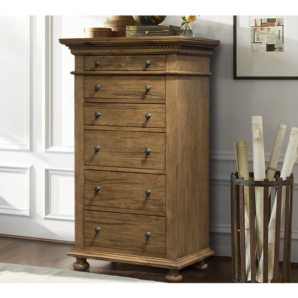 33e425502106 Shop Addington Hill 6 Drawer Lingerie Chest - Free Shipping Today ...