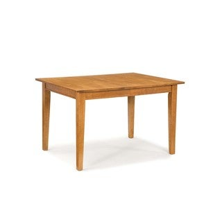 Arts and Crafts Rectangular Dining Table by Home Styles