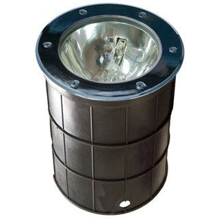 Aichi 1-Light Outdoor Stainless Steel Well Light