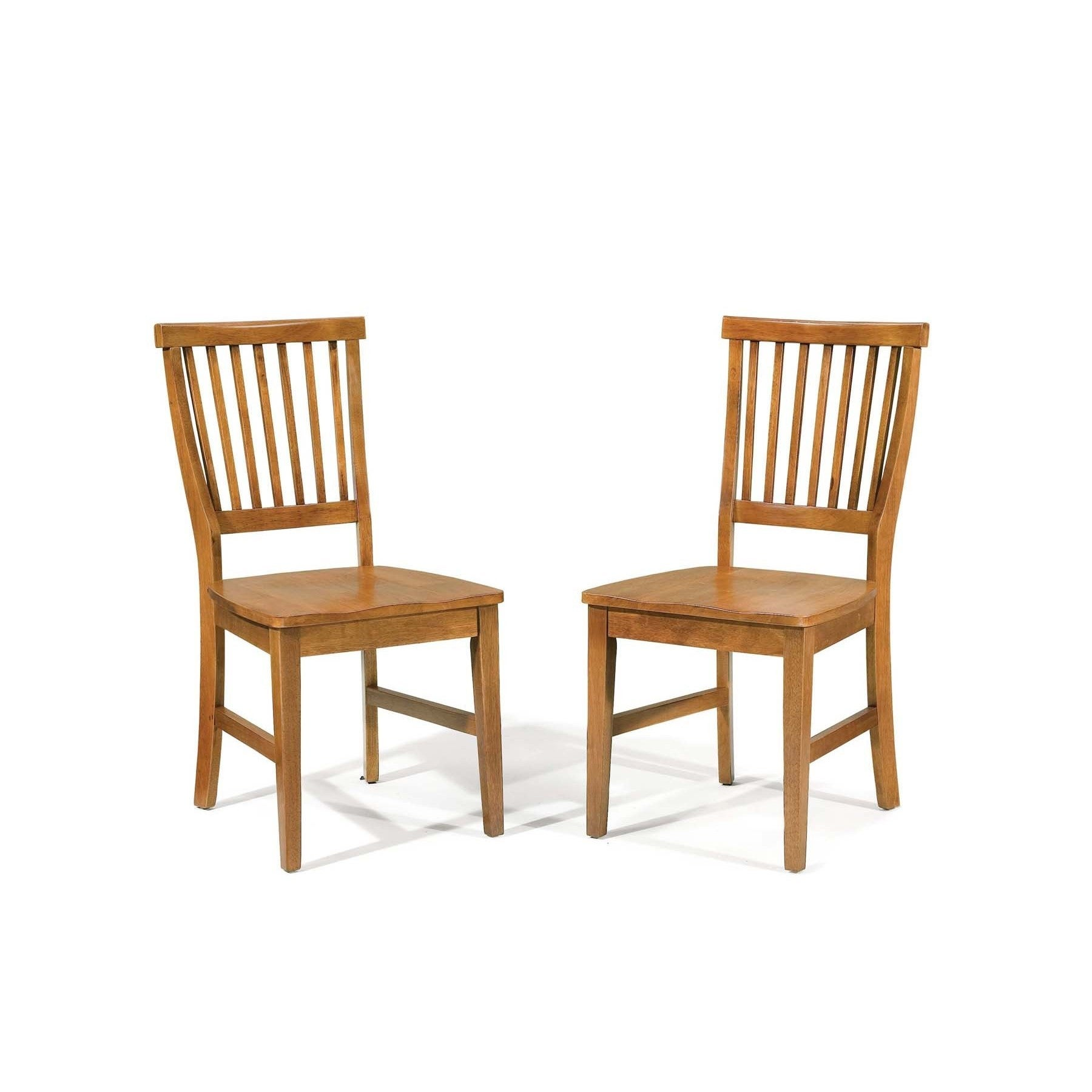 Arts and Crafts Dining Chair (Set of 2) by Home Styles (O...