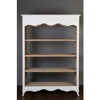 The Sophia White Vintage Bookcase