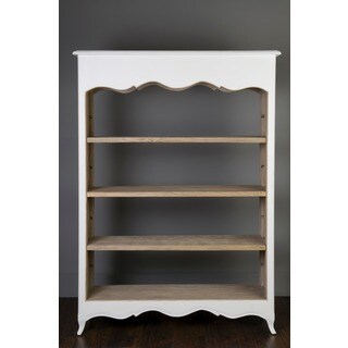 The Sophia White Vintage Bookcase