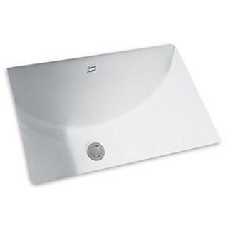 American Standard Studio Undermount Porcelain Bathroom Sink 0614.300M055.020 White