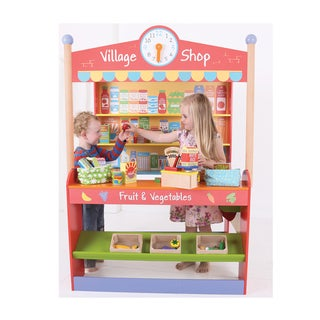 Bigjigs Toys Village Shop