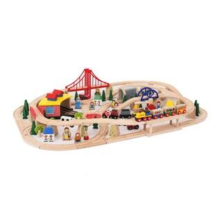 Bigjigs Toys Freight Train Set