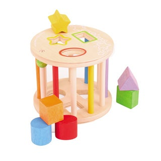 Bigjigs Toys First Rolling Sorter
