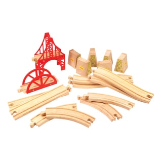 Bigjigs Toys Bridge Expansion Set