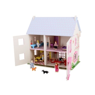 Bigjigs Toys Rose Cottage
