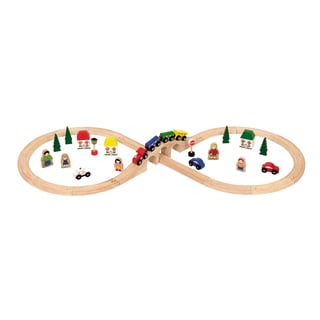 Bigjigs Toys Figure of Eight Train Set