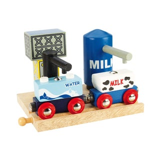 Bigjigs Toys Milk and Water Depot