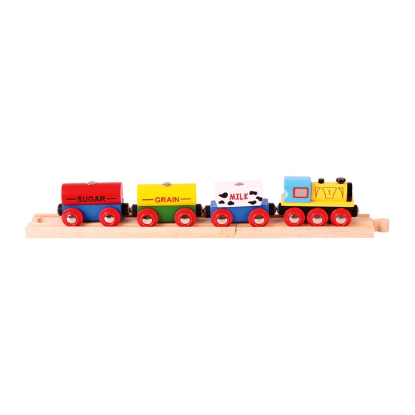 Bigjigs Toys Cereal Train