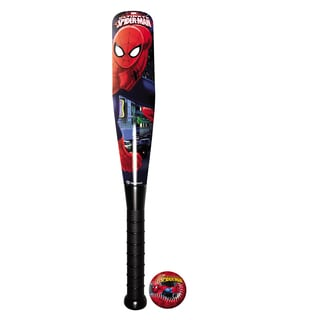 13 Inch Spiderman Foam Baseball Bat and Ball Set
