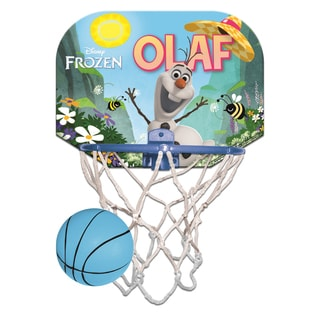 Hedstrom Frozen Indoor Basketball Hoop Set