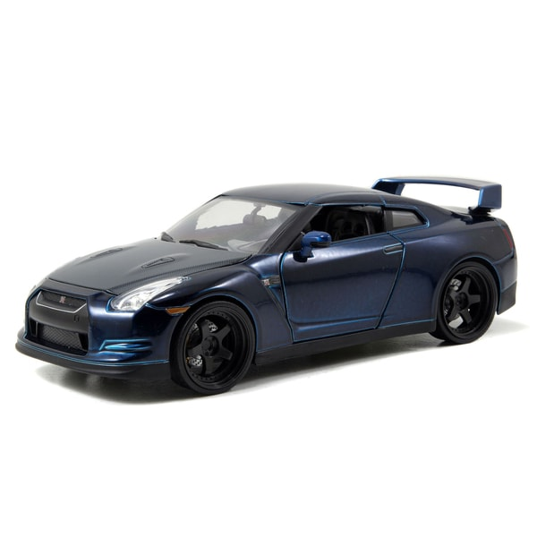 Jada Toys Fast and Furious 1/24 Die cast Nissan GT-R