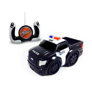Gear'd Up 1:10 Scale Chunky Ford F-150 RC Police
