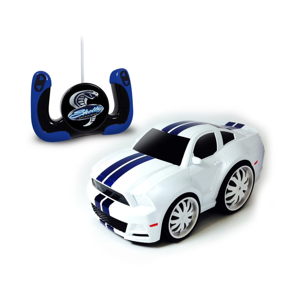Shelby Chunky White RC Car