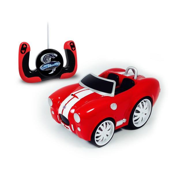 Cobra Chunky Red Remote Control Car
