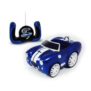 Cobra Chunky Blue Remote Control Car
