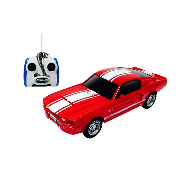 Mustang Shelby GT500 Red Remote Control Vehicle
