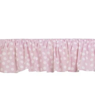 Poppy Bed Skirt