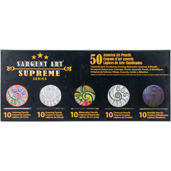 Sargent Art Supreme Series Artist Pencil Set