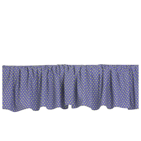 Shop Periwinkle Bed Skirt Free Shipping Today Overstock 11519837