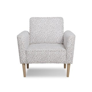 Mia Contemporary Fabric Accent Chair