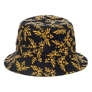 Zelda Triforce Bucket Hat