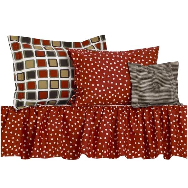 Houndstooth Bedding Set