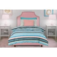 Dhp Savannah Upholstered Bed Twin Pink