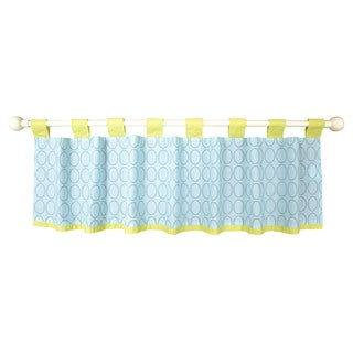 Belle Hide and Seek Window Curtain Valance