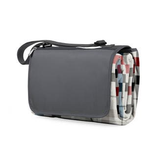Picnic Time Blanket Tote - Carnaby Street Collection|https://ak1.ostkcdn.com/images/products/11520121/P18469441.jpg?impolicy=medium