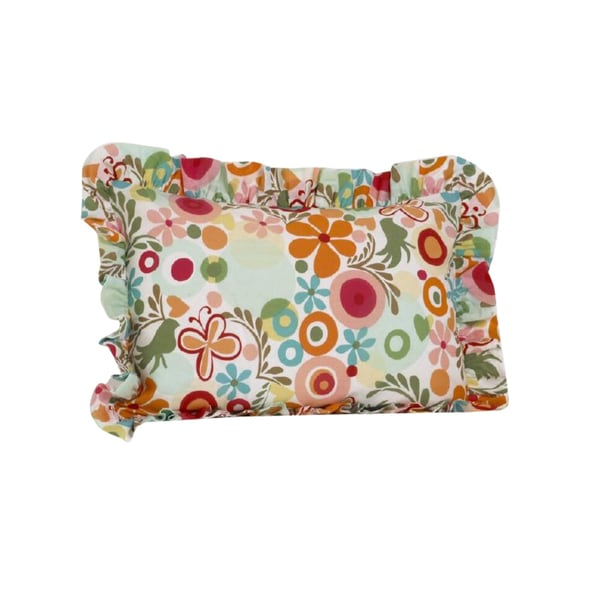 Lizzie Ruffled Pillow Sham