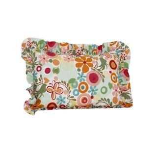 Lizzie Ruffled Pillow Sham